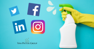 Spring Clean Your Social Media